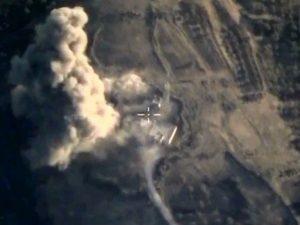 сирия авиаудары