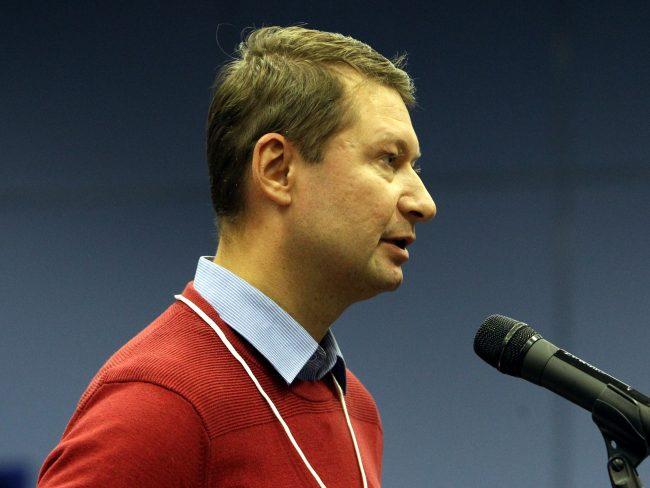 Сергей Разумовский, исполнительный директор компании Raidix