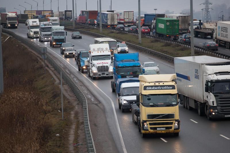 Плата за проезд грузовиков по федеральным дорогам