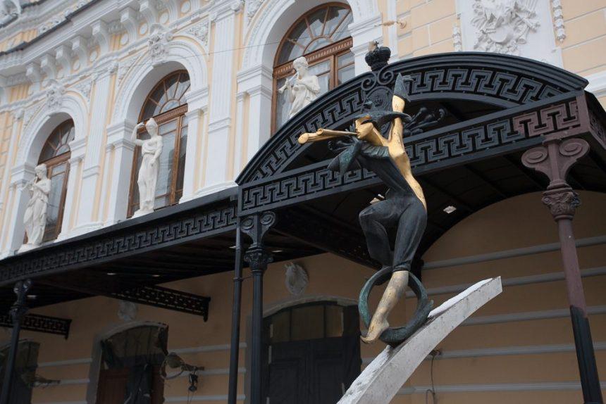 цирк на фонтанке ремонт чинизелли