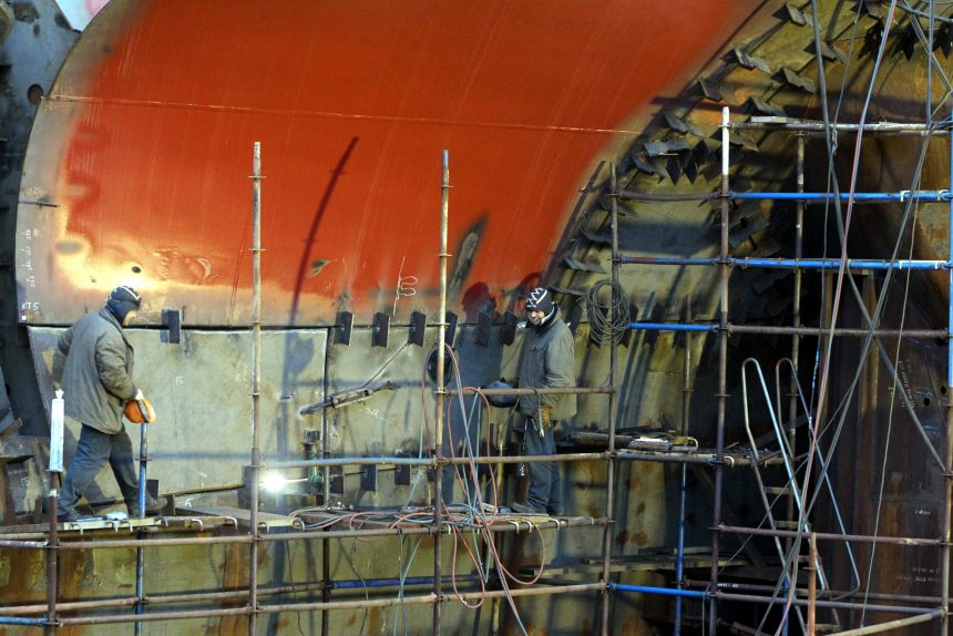 кораблестроение судостроение верфи