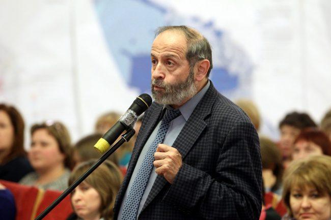 общественные слушания Центральный район Борис Вишневский