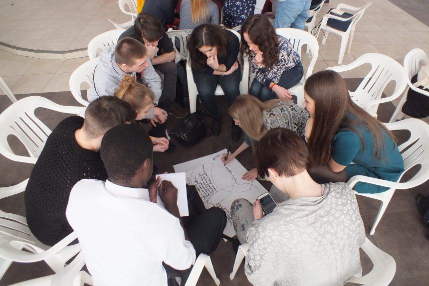 конференция дом молодежи молодежь команда