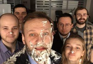 фото из микроблога в Twitter Алексея Навального