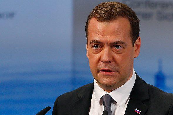 дмитрий медведев мюнхенская конференция по безопасности