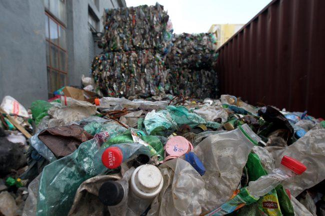 мусор отходы вторсырьё переработка пэт пэтф бутылки полиэтилентерефталат