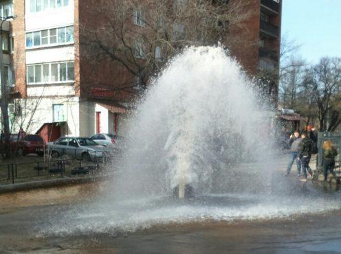 фонтан ленинский