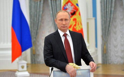 Путин обсудил взрыв впетербургском метро сдиректором ФСБ