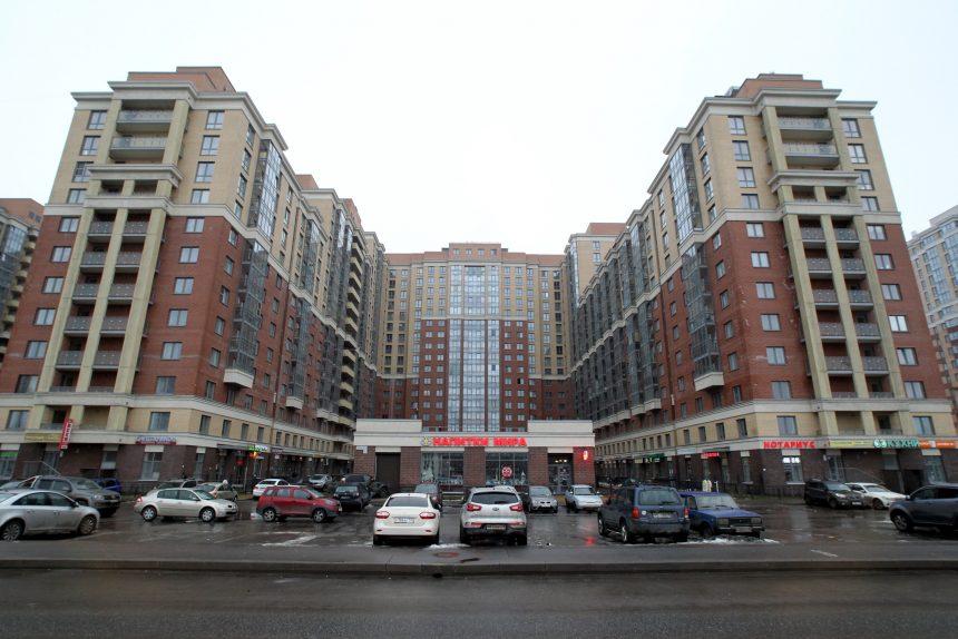 жилой комплекс капитал дома новостройки новый оккервиль кудрово