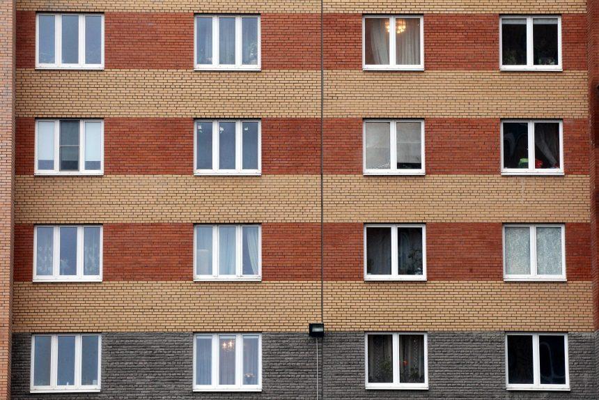 кудрово новый оккервиль новостройки кирпичные жилые дома окна