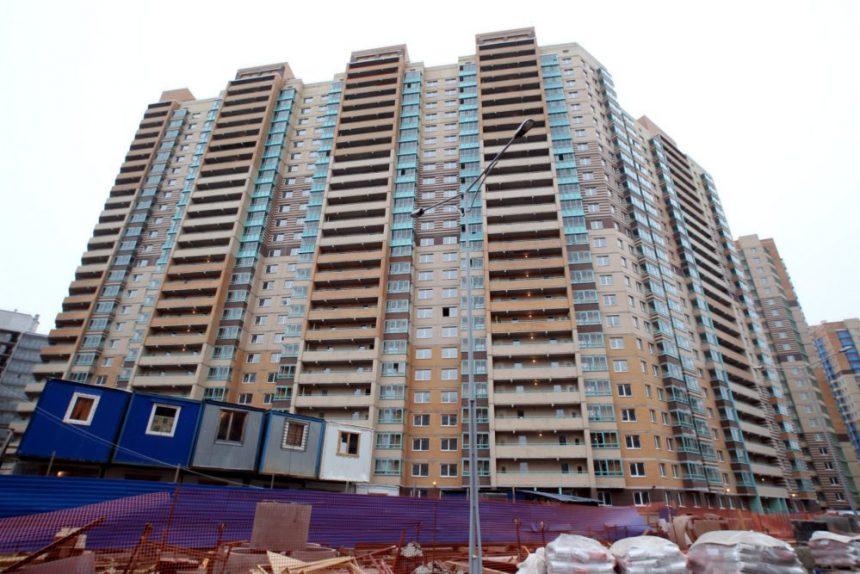 ленинградская область новый оккервиль кудрово новостройки строительство жилые дома европейский проспект