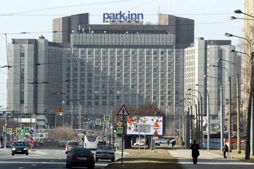 гостиница park inn прибалтийская