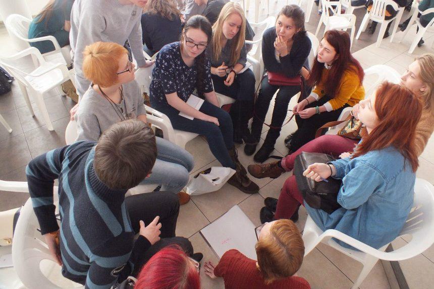 команда квест студенты конференция Global youth conference