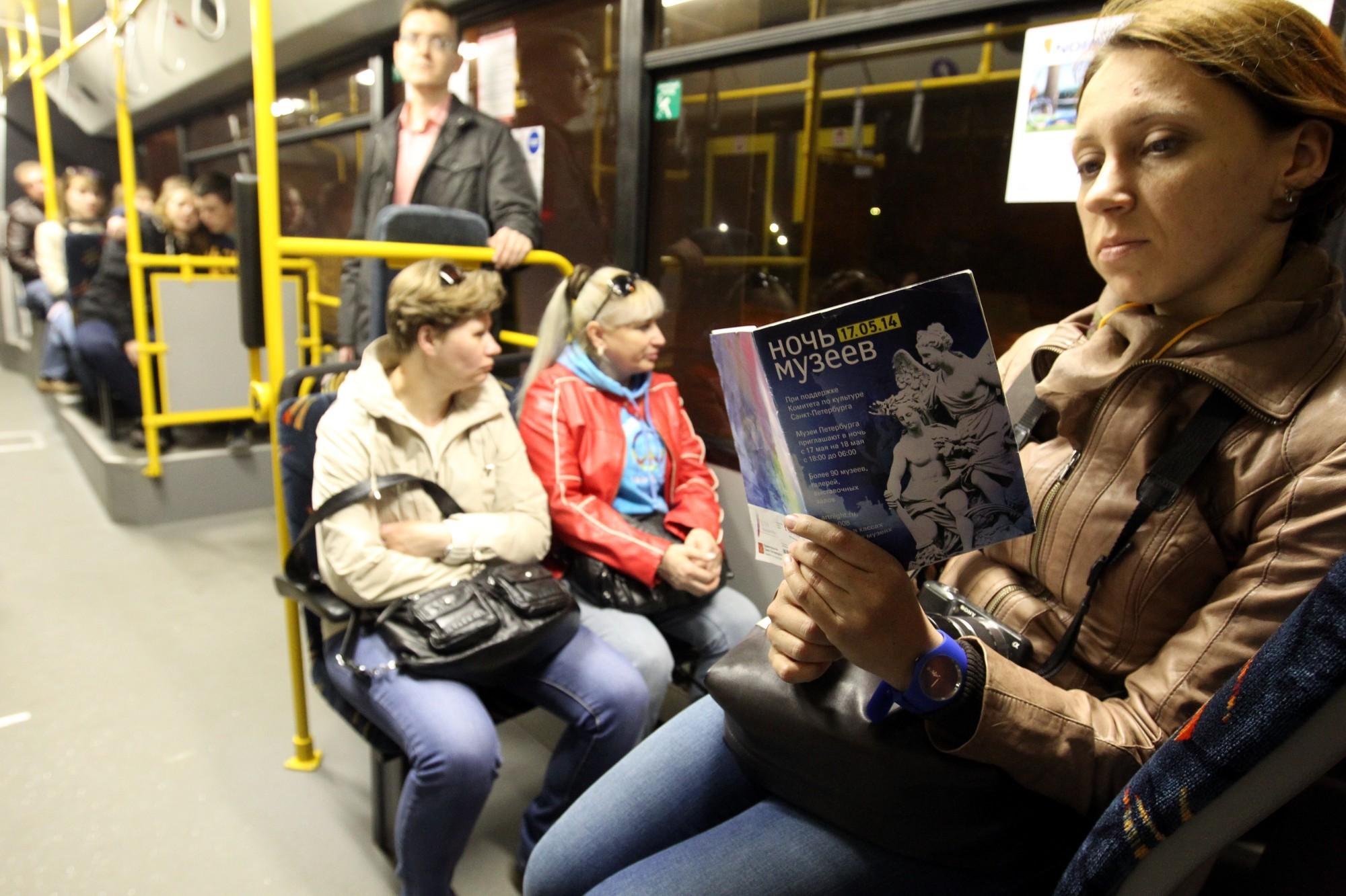 """Ночь музеев-2014. Фото: Илья Снопченко / ИА """"Диалог"""""""