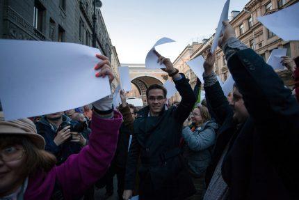 николай артеменко народный сход за отставку путина движение весна