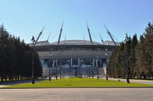 """фото пресс-службы """"Инжтрансстрой-СПб"""""""