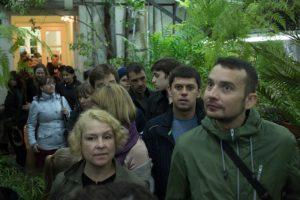 """Ботанический сад. Фото: Андрей Куликов / ИА """"Диалог"""""""