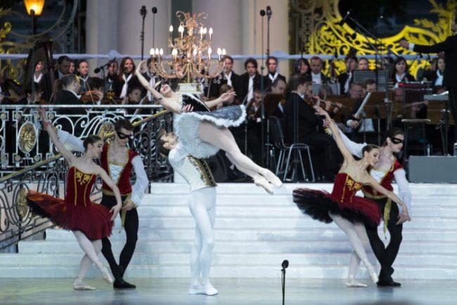 концерт классика на дворцовой площади день города