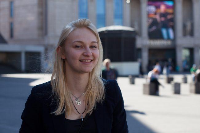 Екатерина, 23 года, психолог