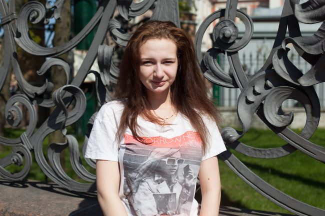 Карина, 19 лет, студентка педагогического колледжа
