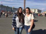 Елена и Елена, студентки