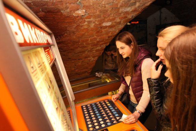 ночь музеев 2016 музей советских игровых автоматов