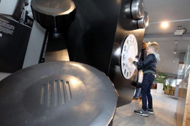 ночь музеев 2016 Музей истории телефона