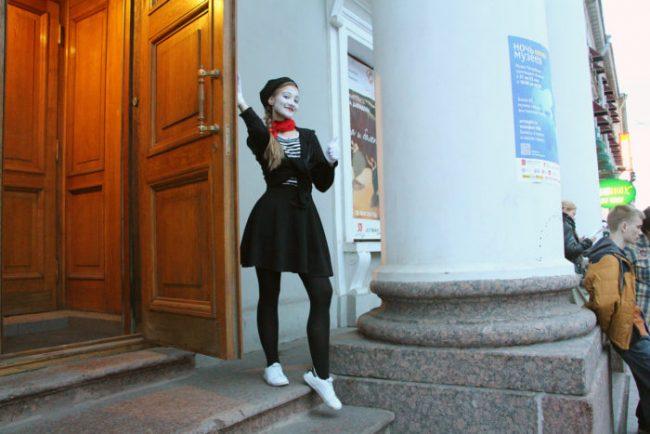 ночь музеев 2016 центр искусств на невском 20