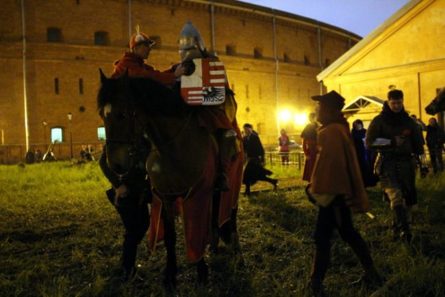 ночь музеев 2016 ристалище у музея артиллерии