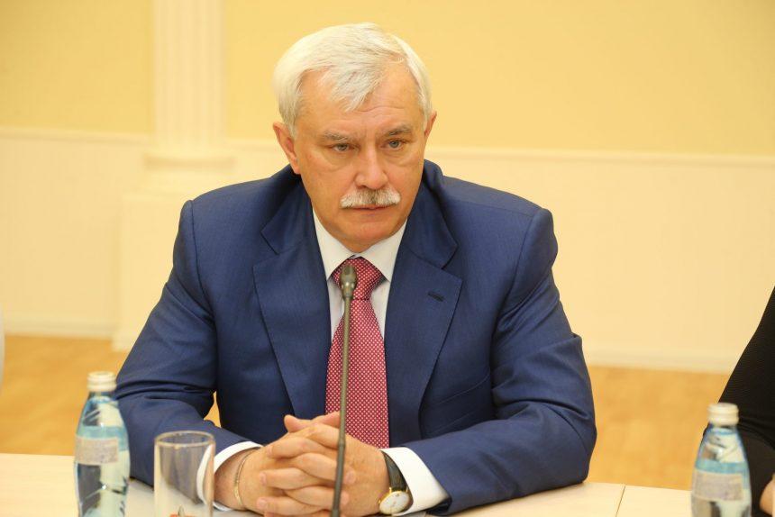 Полтавченко Петербургский международный экономический форум ПМЭФ 2016