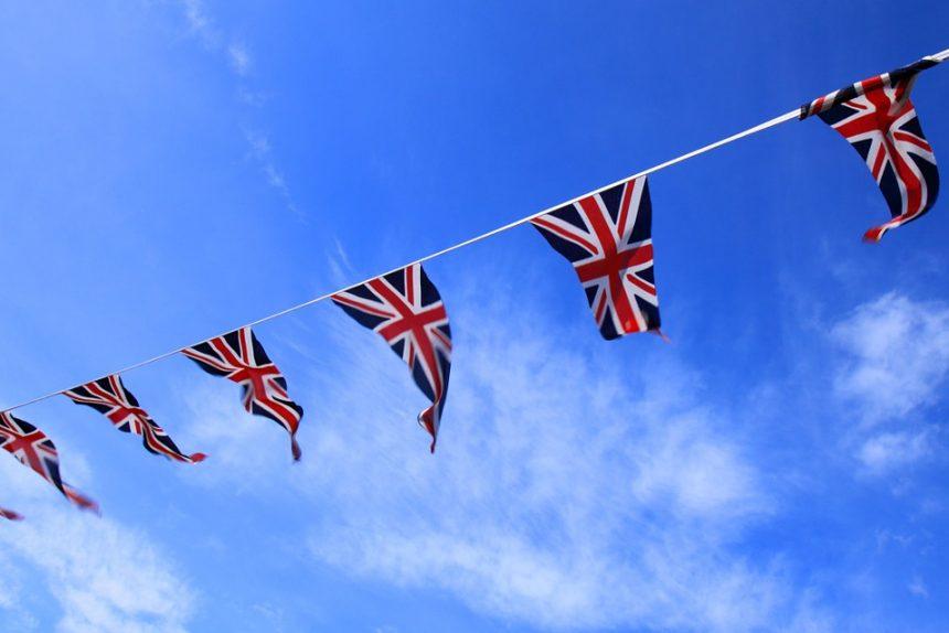 британский флаг великобритания