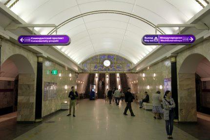станция метрополитена адмиралтейская эскалаторы