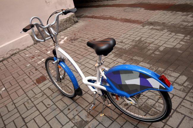 ВШуваловском парке под колесами велосипеда умер ребенок