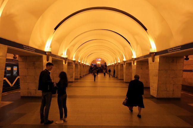 станция метрополитена проспект просвещения