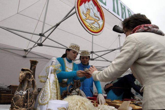 фестиваль национальных кухонь осетинская кухня