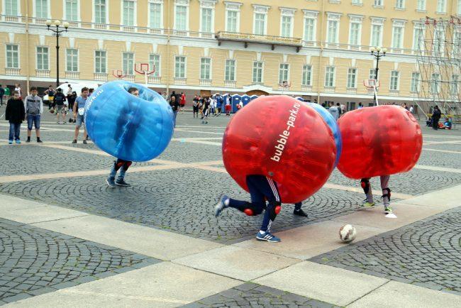 фестиваль экстремального спорта и молодёжных субкультур дворцовая площадь бампербол