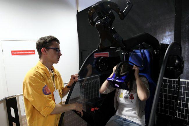 выставка бал роботов творческое пространство ткачи робототехника