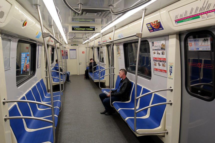 новые вагоны метрополитена