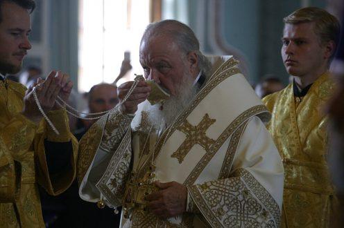 Патриарх о передаче Исаакия РПЦ: «Пусть роль церкви больше не разделяет наш народ»