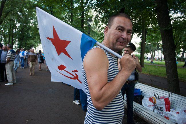 день военно-морского флота вмф флаги тельняшки