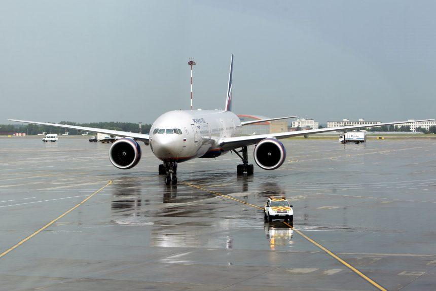 аэрофлот самолёт иван бунин аэропорт шереметьево москва