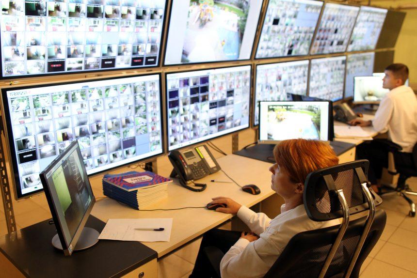 мониторинговый центр видеонаблюдение