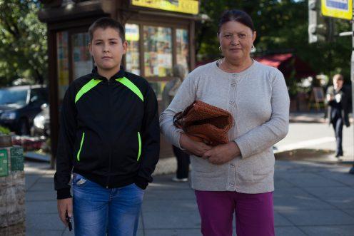 Наталья, 56 лет, работает в санитарной службе, город Благовещенск и город Зея, Данил, 12 лет, школьник