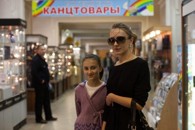 """Паулина, учится в академии Вагановой, 12 лет и Марина, """"состоит на службе государевой"""""""