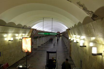 станция метрополитена пролетарская