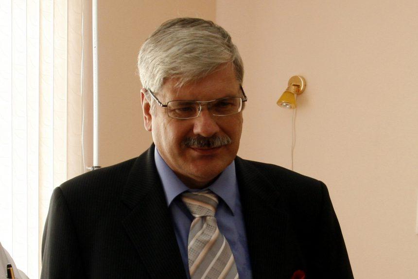 Павел Солтан вице-спикер Законодательного собрания депутат