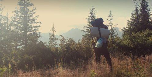 туризм, рюкзак