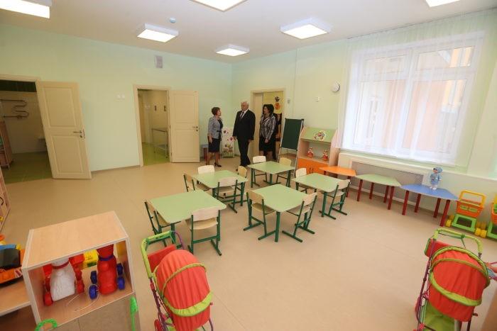 детский сад в Невском районе