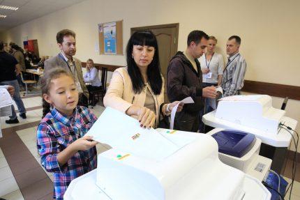 выборы 2016 участок в покровской больнице