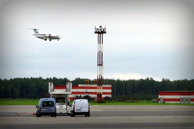 эвакуация санитарная авиация самолёт мчс медицина